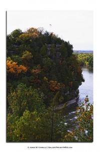 Starved Rock State Park - Lovers Leap - 2014