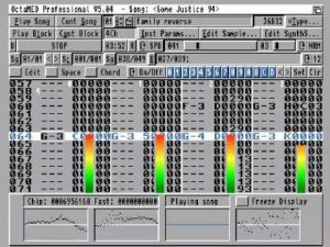 """""""OctaMED"""" - The software that landed me my first job in music engineering."""